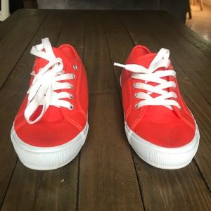 Orange Old Navy Casual Sneakers